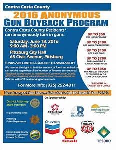 City of Pittsburg : News : 2016 Gun Buyback Program