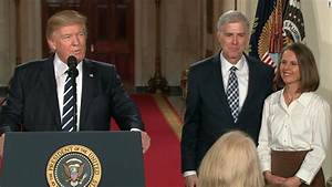 Trump's Supreme Court pick marks end of one battle, starts ...