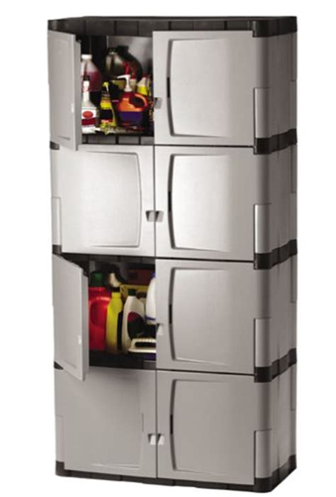 Cabinet Door Double Full Rubbermaid