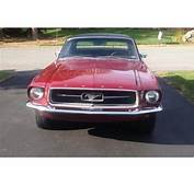 1967 Ford Mustang For Sale On ClassicCarscom