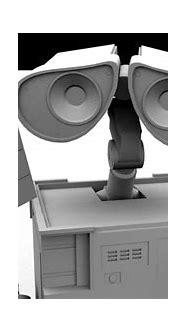 Wall-E 3D Model - YouTube