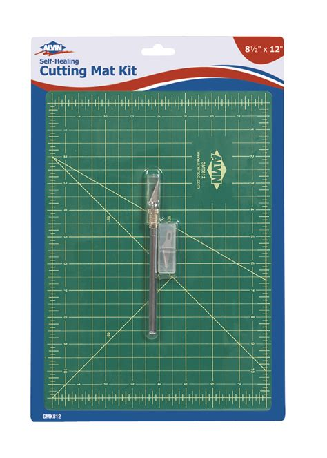 self healing cutting mat self healing cutting mat kit 8 1 2 x 12