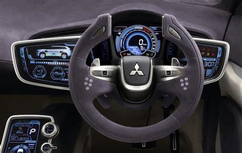 mitsubishi   electric cars  focus   major