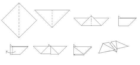 papierflieger selber basteln papierflieger bauanleitung mit bauplan