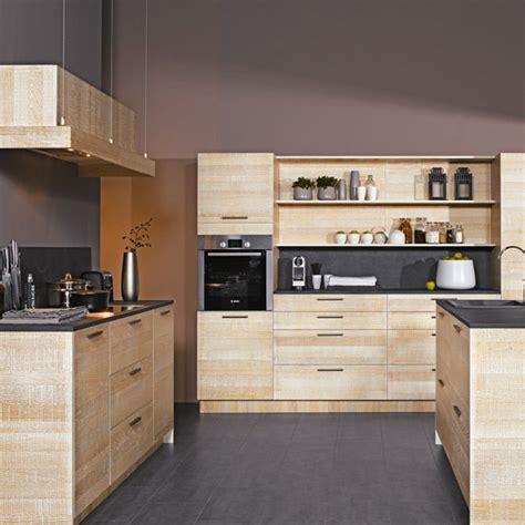 cuisine bois contemporaine cuisine moderne couleur bois cuisine cuisine moderne en