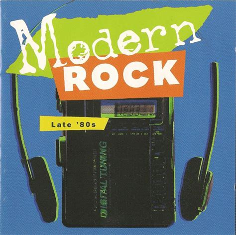 modern rock late 80s cd compilation discogs