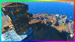 FALLOUT 4 BASE BUILDING GAMEPLAY Ultimate Island Watch