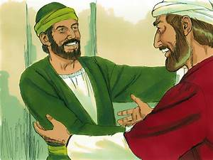 Free Bible images: Paul's first missionary journey. Paul ...
