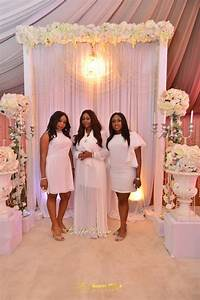 bn bridal shower jammie39s spectacular all white soiree With what is wedding shower