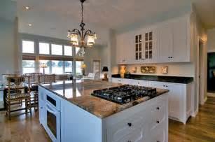 kitchen island with range custom kitchen island with range kitchen makeover complete flickr