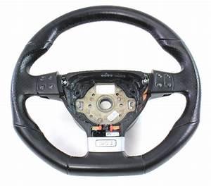 Jetta Rabbit Gti Gli Perforated Sports Steering Wheel