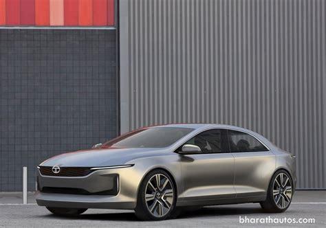 tata  vision sedan concept unveiled   geneva motor show
