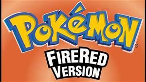 Pokemon Firered Gameshark Codes Youtube