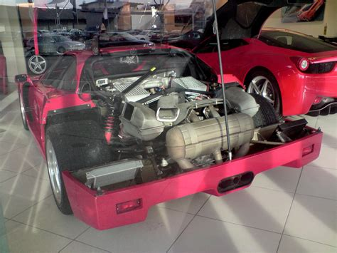 F40 Engine by File F40 Engine Jpg Wikimedia Commons
