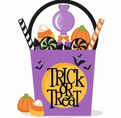 Image result for trick or treat images clipart