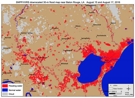A list of all the levees in louisiana with maps, driving directions and a local area search function. Louisiana   JPSS in your Community   Joint Polar Satellite ...