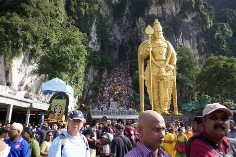 thaipusam celebrated