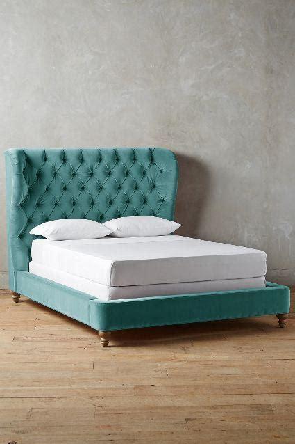 Skyline Tufted Headboard King by Velvet Tufted Wingback Bed