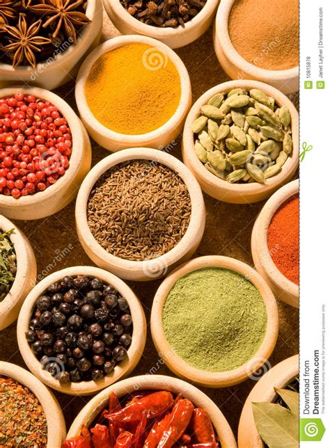 spices royalty  stock  image