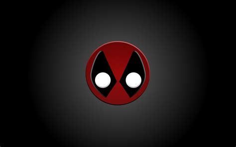 Deadpool Logo Wallpaper Hd Pixelstalknet