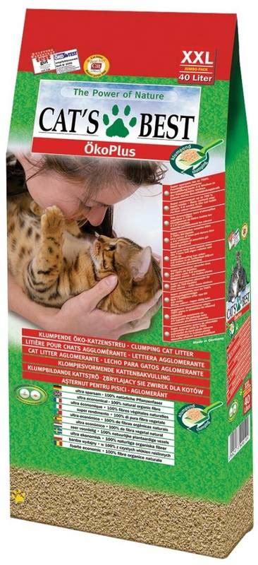 cats best okoplus podstielky jrs cats best 214 koplus 40l hej sk