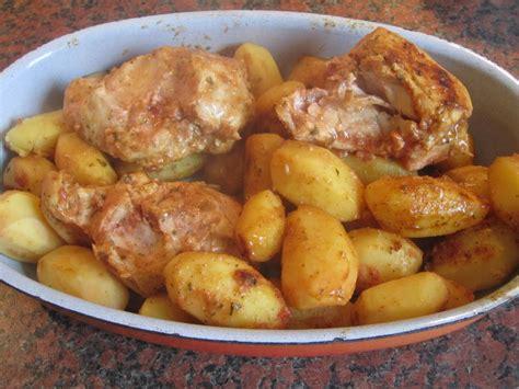 cuisiner pomme de terre grenaille papillote d 39 escalopes de poulet aux pommes de terre