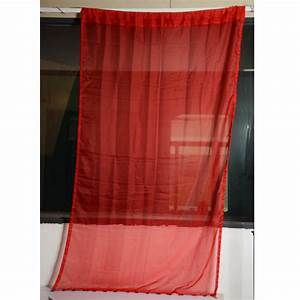 modern 48quot x 84quot voile sheer panel lace door living room With voile bathroom curtains