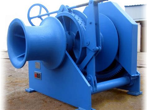 Boat Mooring Winch by Drum Winches For Boats Various Types Of Marine Winches