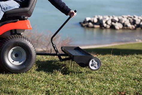 precision products precision   lawn dethatcher