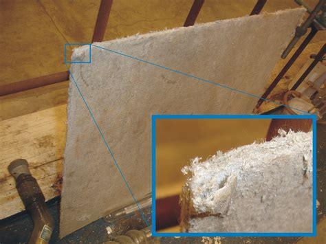 asbestos millboard lab insulation   asbestos