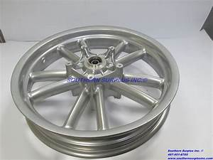 Piaggio 597290t0b1 Front Wheel Rim  U0026 Bearing 56371r00b1 W
