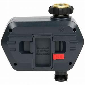 1-zone Bluetooth U00ae Water Timer