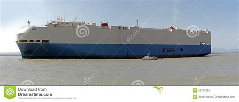Small Boat On Larger Ship by Large Ship Royalty Free Stock Photo Image 26757665