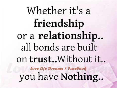 Quotes About Love And Relationships And Trust. Quotesgram