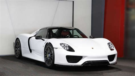 porsche spyder new porsche 918 spyder surfaces for sale online