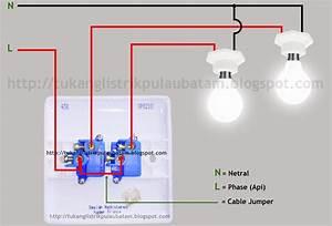 Cara Pasang Saklar Ganda  Double Switch   Triple Dan Multi