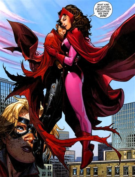 If Loki And Scarlet Witch Had A Child What Powers Would
