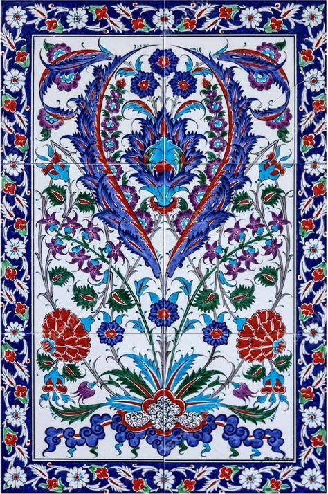 Fliesen Orientalischem Muster by T 252 Rkische Keramik Fliesen Orientalische Muster Stockfoto