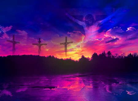 good friday   cg abstract background wallpapers
