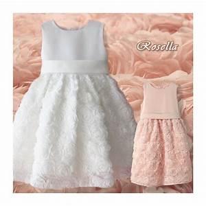 Robe De Demoiselle D Honneur Fille : robe de c r monie demoiselle d 39 honneur rosella sweet mommy ~ Mglfilm.com Idées de Décoration