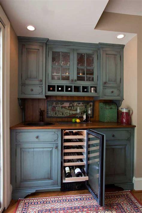 refrigerator  wood panels giorgi kitchens