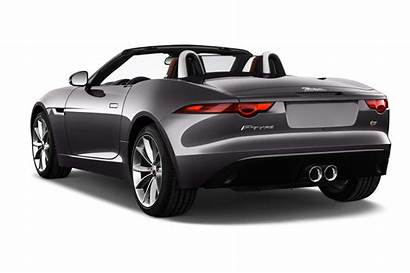 Roadster Jaguar Convertible Type Rear Transparent Coupe
