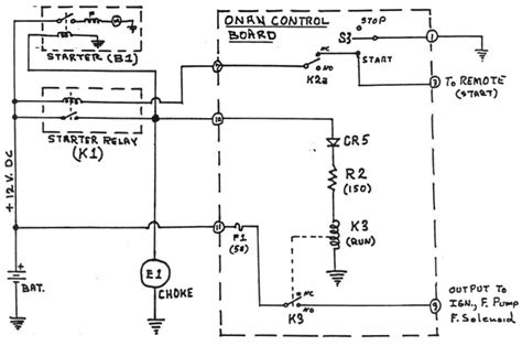 Onan Wiring Diagram
