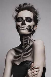 Make Up Ideen : halloween 21 make up ideen woman at ~ Buech-reservation.com Haus und Dekorationen