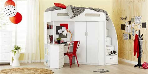 bed and computer desk combo cool bunk bed desk combo ideas for sweet bedroom