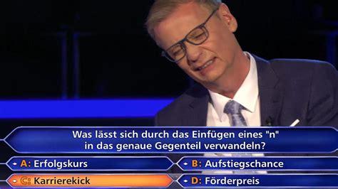 Jun 01, 2021 · wer wird millionär?: Wer wird Millionär?: Günther Jauch verhilft einem ...
