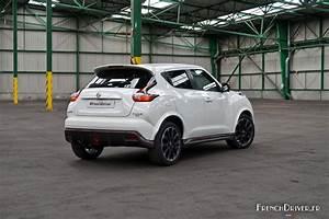 Nissan Juke Blanc : essai du nissan juke nismo rs la recherche de la sportivit french driver ~ Gottalentnigeria.com Avis de Voitures