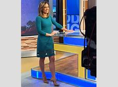 Beautiful Ginger Zee S Legs Pictures to Pin on Pinterest