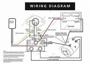 Ironman Winch Solenoid Wiring Diagram