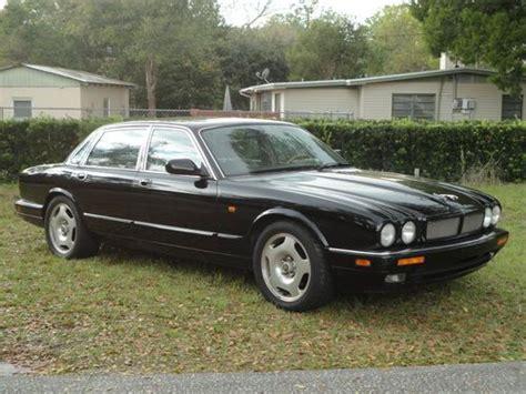 New 4 Door Jaguar by Find Used 1995 Jaguar Xjr Base Sedan 4 Door 4 0l Black In